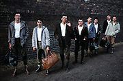 Dexys Midnight Runners with Kevin Rowland - UK Northern Soul 1981 Photographs