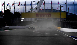 September 30, 2018 - Sochi, Russia - Motorsports: FIA Formula One World Championship 2018, Grand Prix of Russia, (Credit Image: © Hoch Zwei via ZUMA Wire)