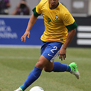 Rafael Silva, Brazil, in action during the Brazil V Argentina International Football Friendly match at MetLife Stadium, East Rutherford, New Jersey, USA. 9th June 2012. Photo Tim Clayton