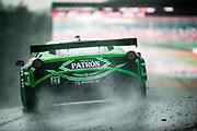 August 4-6, 2011. American Le Mans Series, Mid Ohio. 02 Extreme Speed Motorsports, Ed Brown, Guy Cosmo, Ferrari 458 Italia GT2