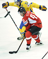 Oliver Setzinger (AUT) gegen Niklas Persson (SWE) © Melanie Duchene/EQ Images