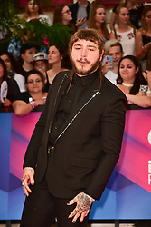 June 18, 2017 - Toronto, Ontario, Canada - POST MALONE arrives at the 2017 iHeartRADIO MuchMusic Video Awards at MuchMusic HQ on June 18, 2017 in Toronto (Credit Image: © Igor Vidyashev via ZUMA Wire)