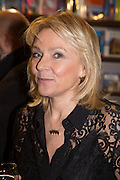 HELEN FIELDING, Allie Esiri's The Love Book launch party , Daunt Books <br /> 83 Marylebone High Street, London. 5 February 2014
