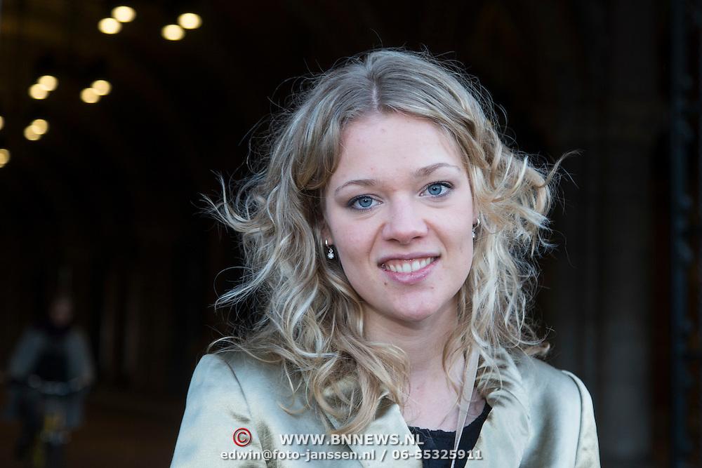 NLD/Amsterdam//20140325 - Schaatsgala 2013, Yvonne Nauta