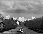 The Long Walk and Windsor Castle