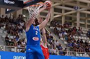 DESCRIZIONE : Trento Nazionale Italia Uomini Trentino Basket Cup Italia Austria Italy Austria <br /> GIOCATORE : Marco Cusin<br /> CATEGORIA : schiacciata<br /> SQUADRA : Italia Italy<br /> EVENTO : Trentino Basket Cup<br /> GARA : Italia Austria Italy Austria<br /> DATA : 31/07/2015<br /> SPORT : Pallacanestro<br /> AUTORE : Agenzia Ciamillo-Castoria/R.Morgano<br /> Galleria : FIP Nazionali 2015<br /> Fotonotizia : Trento Nazionale Italia Uomini Trentino Basket Cup Italia Austria Italy Austria