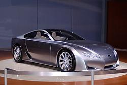 2005 CATA (Chicago Auto Show), Lexus