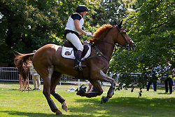 Donckers Karin (BEL) - Lamicell Charizard<br /> CIC2* Greenwich Park Eventing Invitational<br /> Olympic Test Event - London 2011<br /> © Dirk Caremans