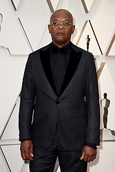 Samuel Lee Jackson walking the red carpet as arriving to the 91st Academy Awards (Oscars) held at the Dolby Theatre in Hollywood, Los Angeles, CA, USA, February 24, 2019. Photo by Lionel Hahn/ABACAPRESS.COM
