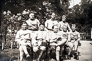 French soldiers group portrait 1936