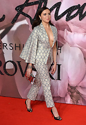 Bel Powley attending The Fashion Awards 2016 at The Royal Albert Hall in London. <br /> <br /> Picture Credit Should Read: Doug Peters/ EMPICS Entertainment