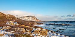 THEMENBILD - Island Vestfjaroeavegur Vesturbyggoe, aufgenommen am 23. Oktober 2019<br /> // Island Vestfjaroeavegur Vesturbyggoe, Iceland on 2019/10/23. EXPA Pictures © 2019, PhotoCredit: EXPA/ Peter Rinderer