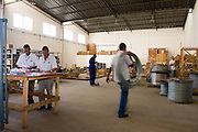 Juiz de Fora_MG, Brasil...Almoxarifado da obra de eletrificacao rural em Juiz de Fora...The warehouse for rural electrification in Juiz de Fora...Foto: LEO DRUMOND / NITRO