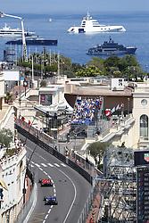 May 28, 2017 - Monte Carlo, Monaco - Motorsports: FIA Formula One World Championship 2017, Grand Prix of Monaco, .#7 Kimi Raikkonen (FIN, Scuderia Ferrari), #9 Marcus Ericsson (SWE, Sauber F1 Team) (Credit Image: © Hoch Zwei via ZUMA Wire)