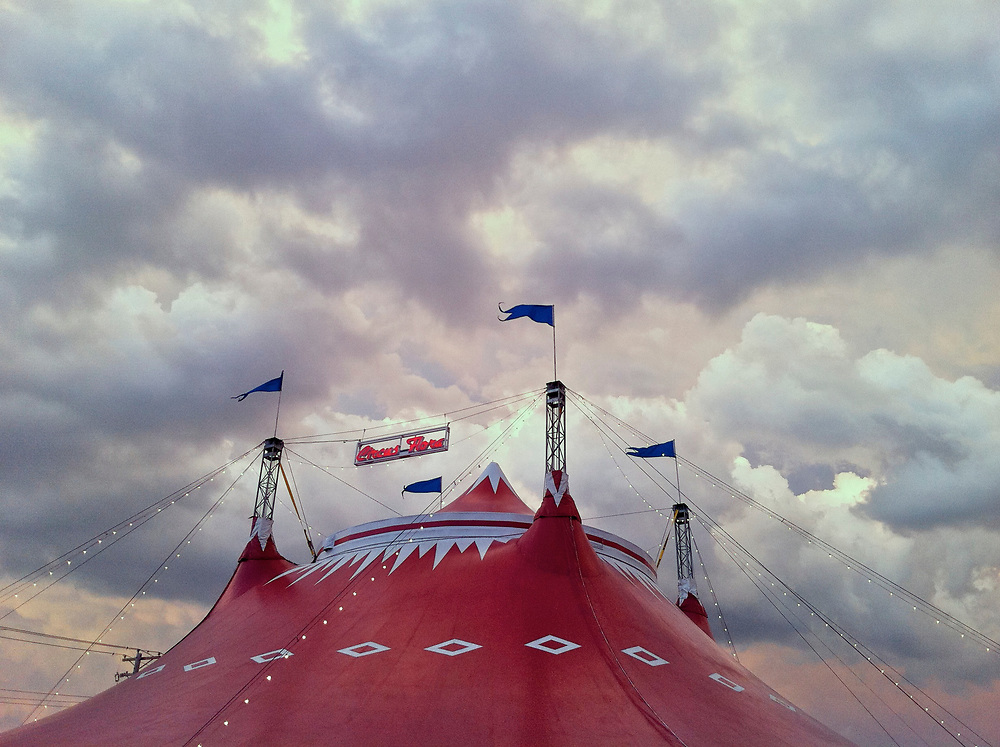 Circus Flora in St. Louis, Missouri - a one-ring circus based on classical European circus traditions