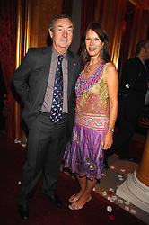 NICK & NETTE MASON at a party to celebrate the launch of the 'Inde Mysterieuse' jewellery collection held at Lancaster House, London SW1 on 19th September 2007.<br />