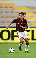 Milano 17/8/2003<br />Trofeo Berlusconi<br />Milan - Juventus 0-2<br />Filippo Inzaghi (Milan)<br />Foto Andrea Staccioli Graffiti