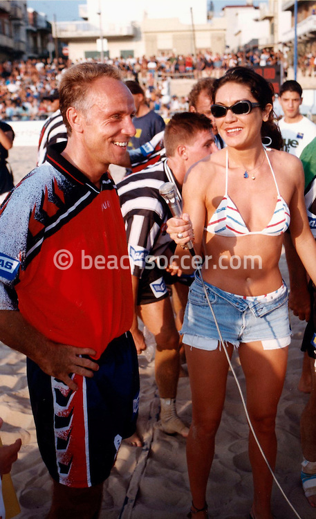 Euro Pro Beach Soccer Tour Scoglitti 1999
