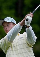 MOLENSCHOT - Edward de Jong.   Voorjaarswedstrijd golf 2003 op GC Toxandria. . COPYRIGHT KOEN SUYK