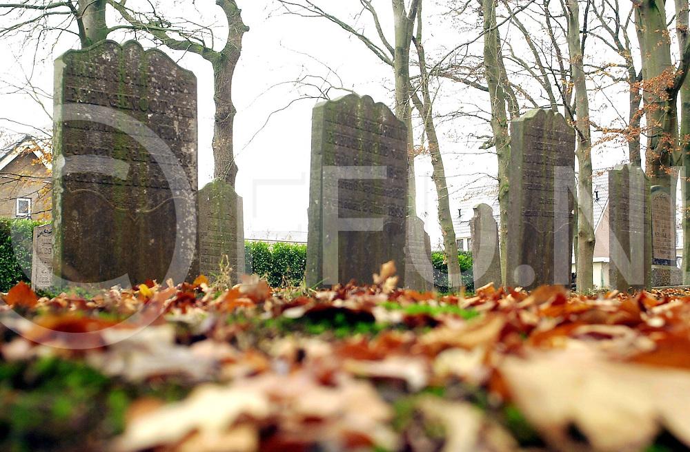 fotografie frank uijlenbroek©2003 michiel van de velde.031119 nieuwleusen ned.Oude begraafplaats achter het Palthehof.