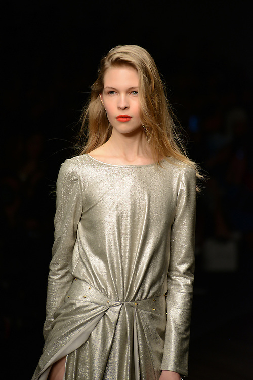 Felder and Felder show during London Fashion Week, London, UK. 15/02/2013 Anne-Marie Michel/CatchlightMedia