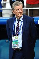 Roy Hodgson <br /> Marseille 11-06-2016 Stade Velodrome Footballl Euro2016 England - Russia  / Inghilterra - Russia Group Stage Group B. Foto Massimo Insabato / Insidefoto