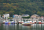 Japan, Honshu Island, Kanagawa Prefecture, Fuji Hakone National Park, Lake Ashi