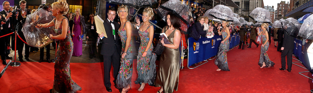 Zoe Lucker, 50th Annual Bafta Television awards, Grosvenor House hotel. 18 April 2004. SUPPLIED FOR ONE-TIME USE ONLY> DO NOT ARCHIVE. © Copyright Photograph by Dafydd Jones 66 Stockwell Park Rd. London SW9 0DA Tel 020 7733 0108 www.dafjones.com