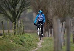 19-03-2016 NED: We Bike 2 Change Diabetes Spain 2016, Epen<br /> In Epenl werd de laatste serieuze training en informatie gegeven voor de Mountainbike Challenge Spanje. We Bike 2 Change Diabetes gaat weer van start in mei 2016 / Jeroen