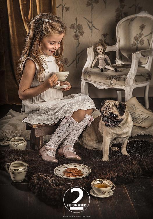 Four O'Clock Tea © 2Photographers - Paul Gheyle & Jürgen de Witte