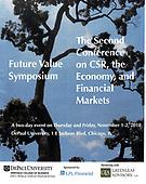 Future Value Symposium 11/1/18