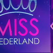 NLD/Hilversum/20160926 - Finale Miss Nederland 2016, Tiffany van der Zon