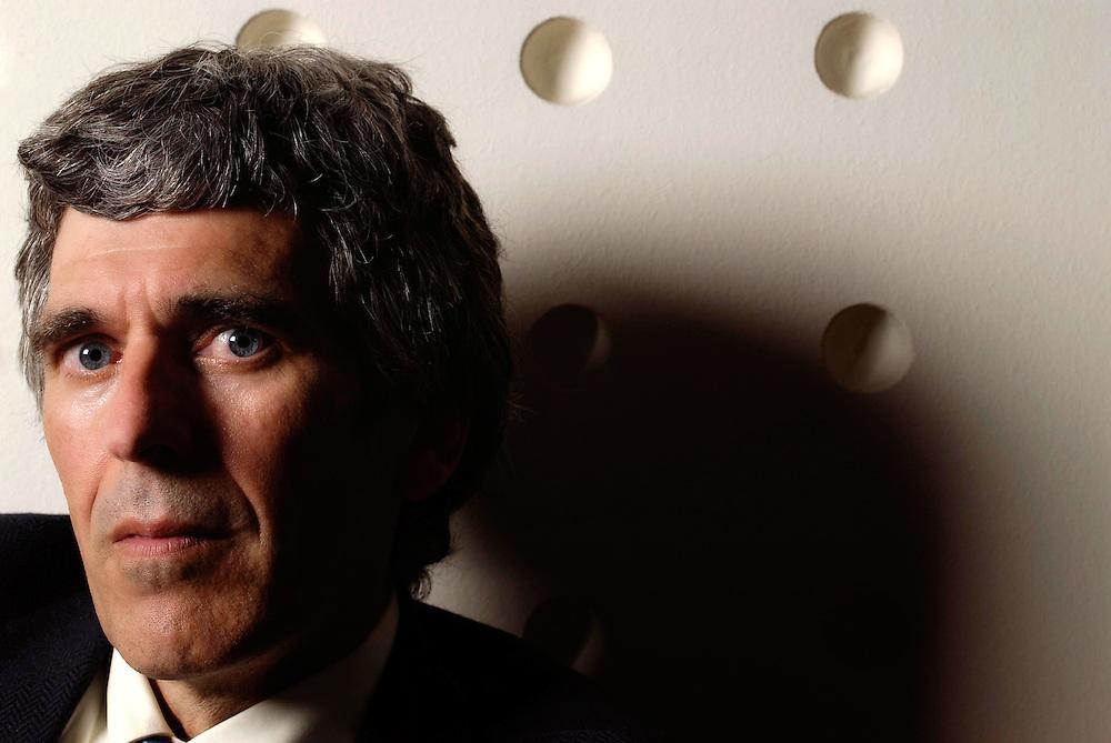 American author and media critic, Norman Solomon, for Epiloges Magazine - Greece