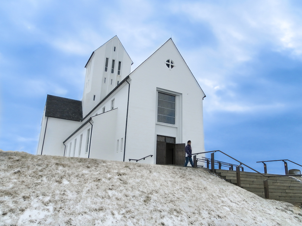 Skálholt was, through eight centuries, one of the most important places in Iceland.