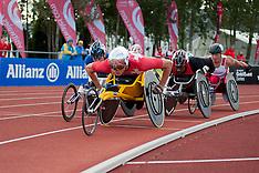 2014 IPC European Athletics Championships, Swansea, Wales.