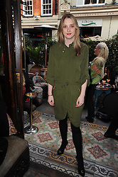 DAISY DE VILLENEUVE at a party to celebrate the launch of Laura Mercier's perfume Ambre Pssion Elixir held at Momo's, 25-27 Heddon Street, London on 27th May 2010.