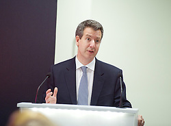 Chris Leslie MP, Labour's Shadow Chancellor speech ahead of the Emergency Budget<br /> 30th June 2015 <br /> at KMPG, Canary Wharf, London, Great Britain <br /> <br /> <br /> Chris Leslie <br /> <br /> <br /> Photograph by Elliott Franks <br /> Image licensed to Elliott Franks Photography Services