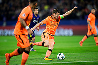 MARIBOR, SLOVENIA - OCTOBER 17: James Milner of Liverpool FC during UEFA Champions League 2017/18 group E match between NK Maribor and Liverpool FC at Stadium Ljudski vrt, on October 17, 2017 in Maribor, Slovenia. (Photo by Vid Ponikvar / Sportida)