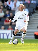 Fotball<br /> England<br /> Foto: Fotosports/Digitalsport<br /> NORWAY ONLY<br /> <br /> Milton Keynes Dons v Carlisle Coca Cola League One (3-1)  11/10/2008<br /> Luke Chadwick (Milton Keynes)