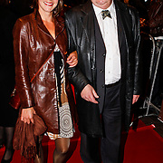 NLD/Amsterdam/20100324 - Premiere film First Mission, Rob van de Meeberg en dochter