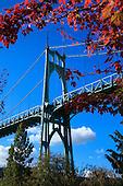 St. John's Bridge 10-20-15