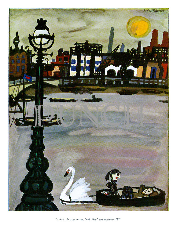 A couple on a romantic River Thames boat trip