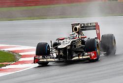 Motorsports: FIA Formula One World Championship 2012, Grand Prix of Great Britain, .#9 Kimi Raeikkoenen (FIN, Lotus F1 Team),