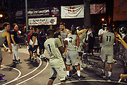 BROOKLYN, NY. August 16, 2018. Gersh Finals. NOTE TO USER: Mandatory Copyright Notice: Photo by Jon Lopez