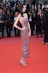 "71st Cannes Film Festival 2018, Red Carpet film ""Blackkklansman"". Pictured: Ming Xi"
