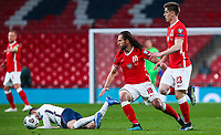 LONDON, ENGLAND - MARCH 31: Grzegorz Krychowiak of Poland in action during the FIFA World Cup 2022 Qatar qualifying match between England and Poland on March 31, 2021 in London, United Kingdom. Sporting stadiums around the UK remain under strict restrictions due to the Coronavirus Pandemic as Government social distancing laws prohibit fans inside venues resulting in games being played behind closed doors. (Photo by Wlosek/PressFocus/MB Media)