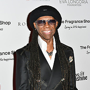 Nile Rodgers Arrivers at The Global Gift Gala red carpet - Eva Longoria hosts annual fundraiser in aid of Rays Of Sunshine, Eva Longoria Foundation and Global Gift Foundation on 2 November 2018 at The Rosewood Hotel, London, UK. Credit: Picture Capital