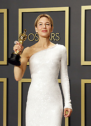 Renee Zellweger at the 92nd Academy Awards - Press Room held at the Dolby Theatre in Hollywood, USA on February 9, 2020.