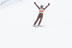 Kamil Stoch of Poland competes during 1st Round of the Ski Flying Hill Individual Competition at Day 2 of FIS Ski Jumping World Cup Final 2018, on March 23, 2018 in Planica, Slovenia. Photo by Vid Ponikvar / Sportida