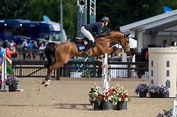 Will David, GER, SIEC Copain<br /> CSI5* Jumping<br /> Royal Windsor Horse Show<br /> © Hippo Foto - Jon Stroud